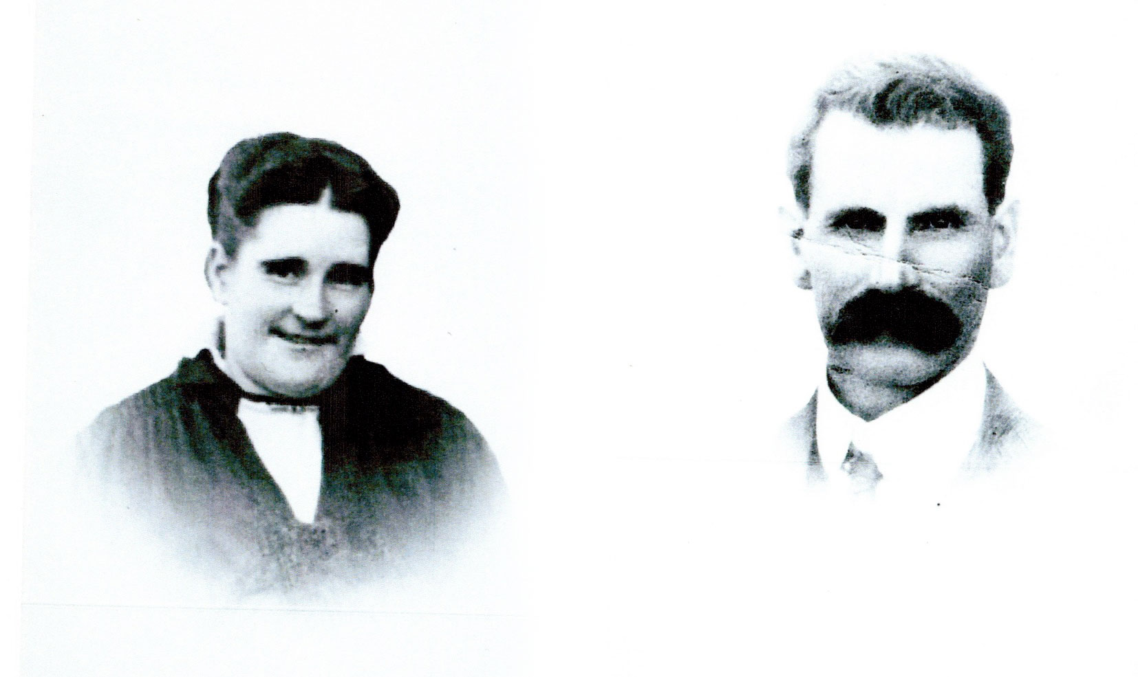 Edith and Alfred Newman, Surry Home